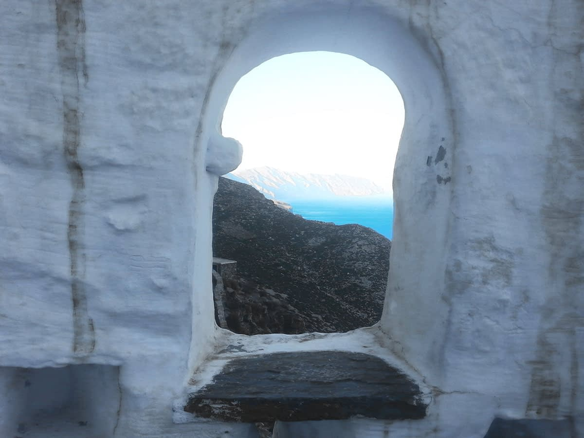 amorgos-cyclades-island-endless-blue-greece-summer-vacation-Monastery-sea-view