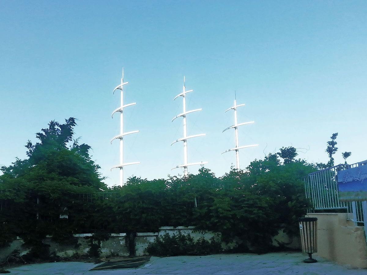 Walk_Sea_View_Biggest_Sailing_Boat_Zea_Marine_Pasalimani-around